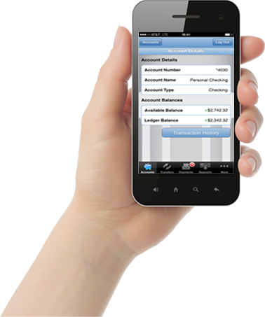 Worthington National Bank's new mobile App